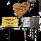 Memorials and Nameplates