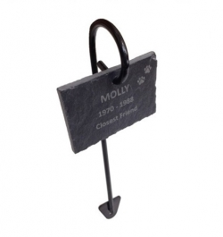 Slate Plaque with Hanger