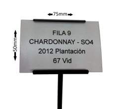 Plant Label with Label Holder