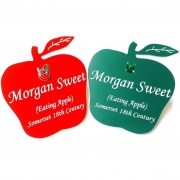 Engraved Orchard Tree Labels