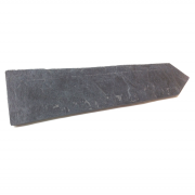 Blank, Pointed Slate Garden Labels (5 Pack)