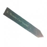Engraved, Pointed Slate Garden Labels